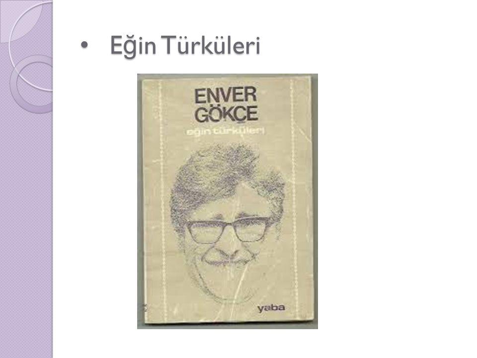Eğin Türküleri