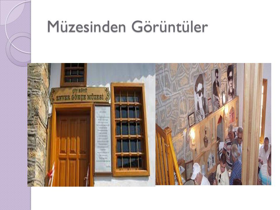 Müzesinden Görüntüler