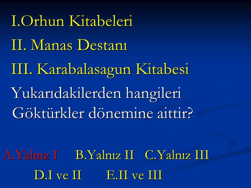 III. Karabalasagun Kitabesi