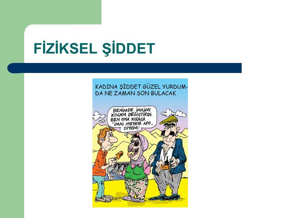 FİZİKSEL ŞİDDET