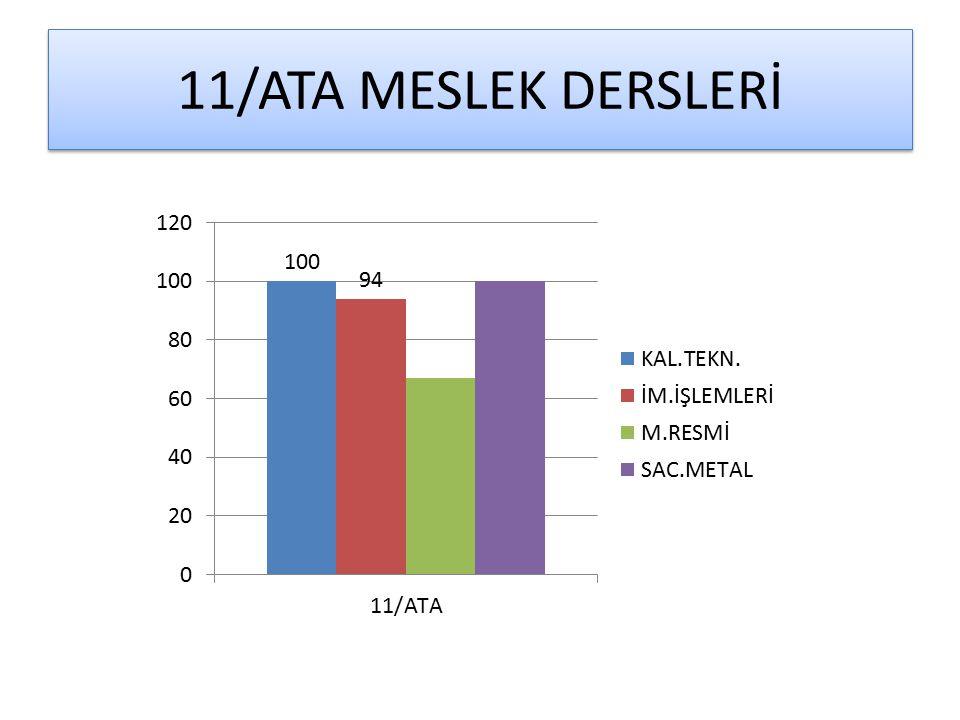 11/ATA MESLEK DERSLERİ