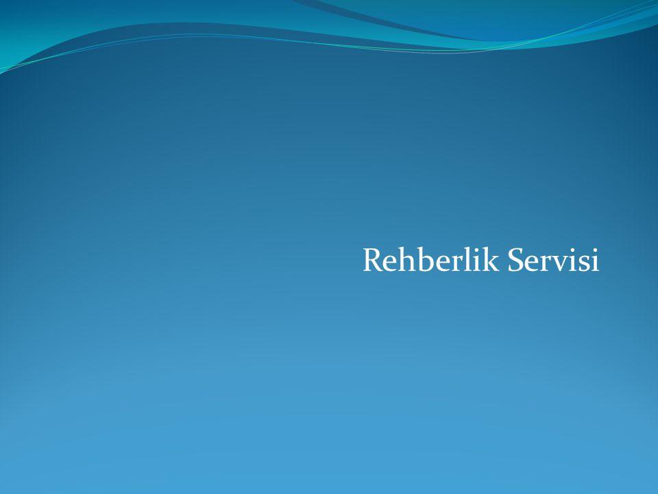 Rehberlik Servisi