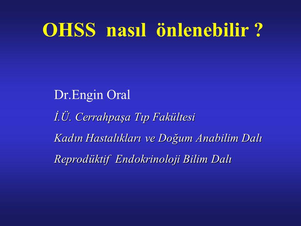 OHSS nasıl önlenebilir