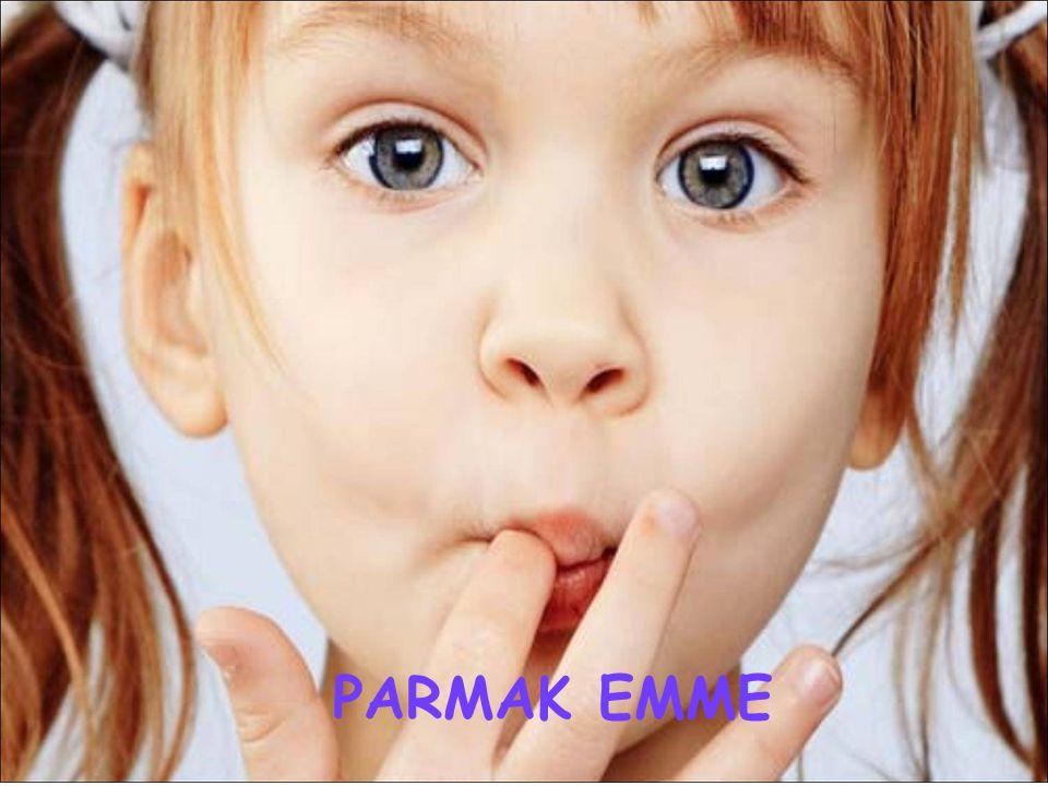 PARMAK EMME 8