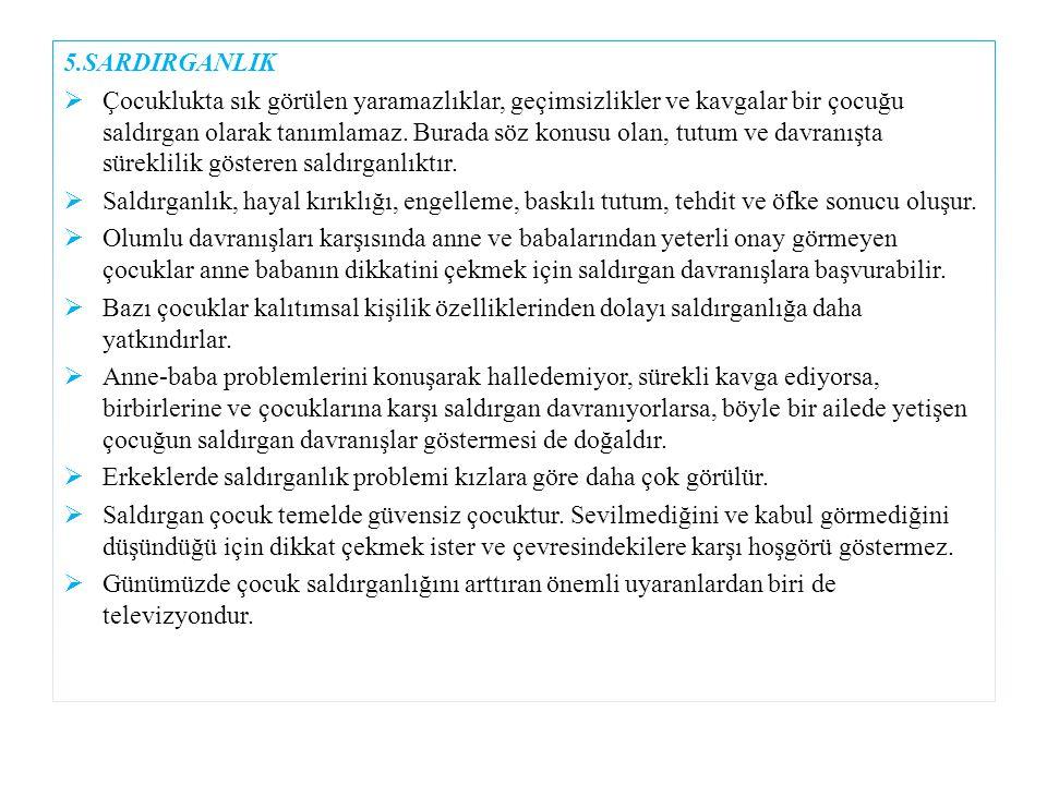 5.SARDIRGANLIK