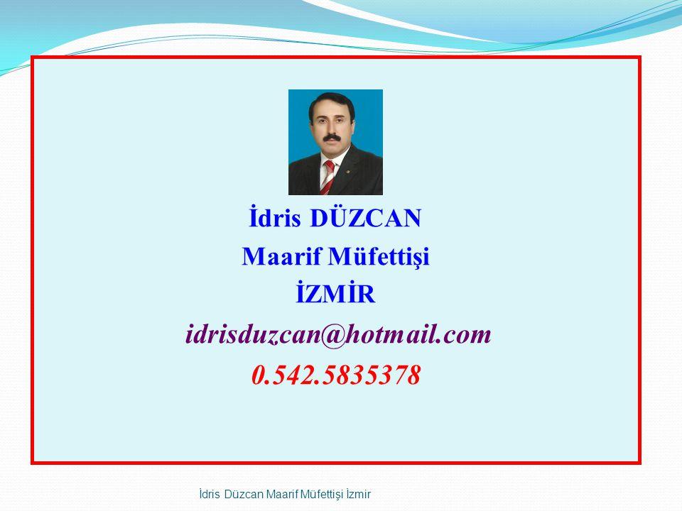 idrisduzcan@hotmail.com 0.542.5835378