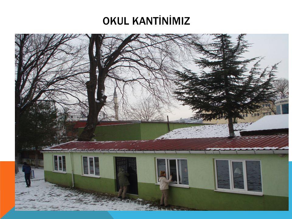 Okul kantİnİmiz