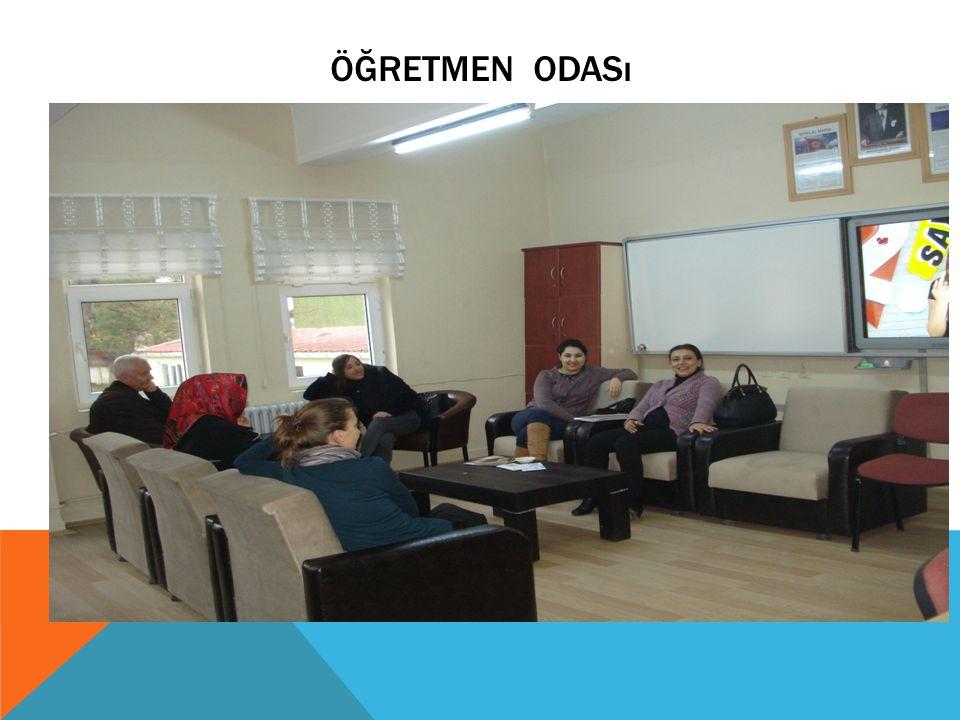 Öğretmen odası