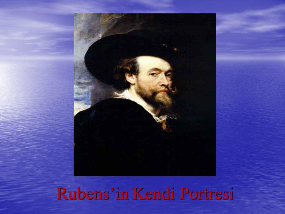 Rubens'in Kendi Portresi