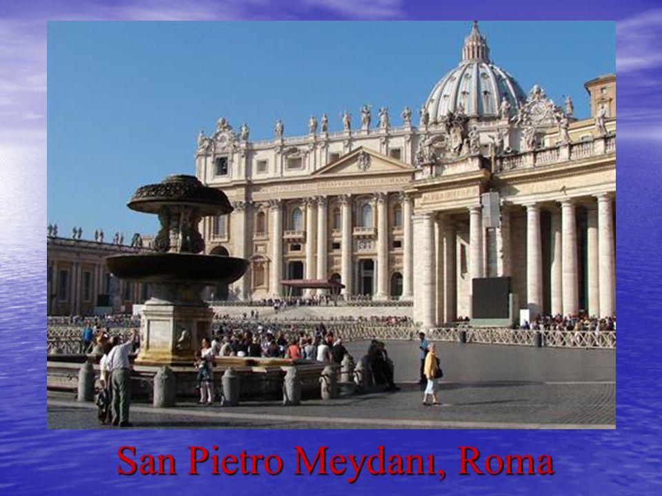 San Pietro Meydanı, Roma