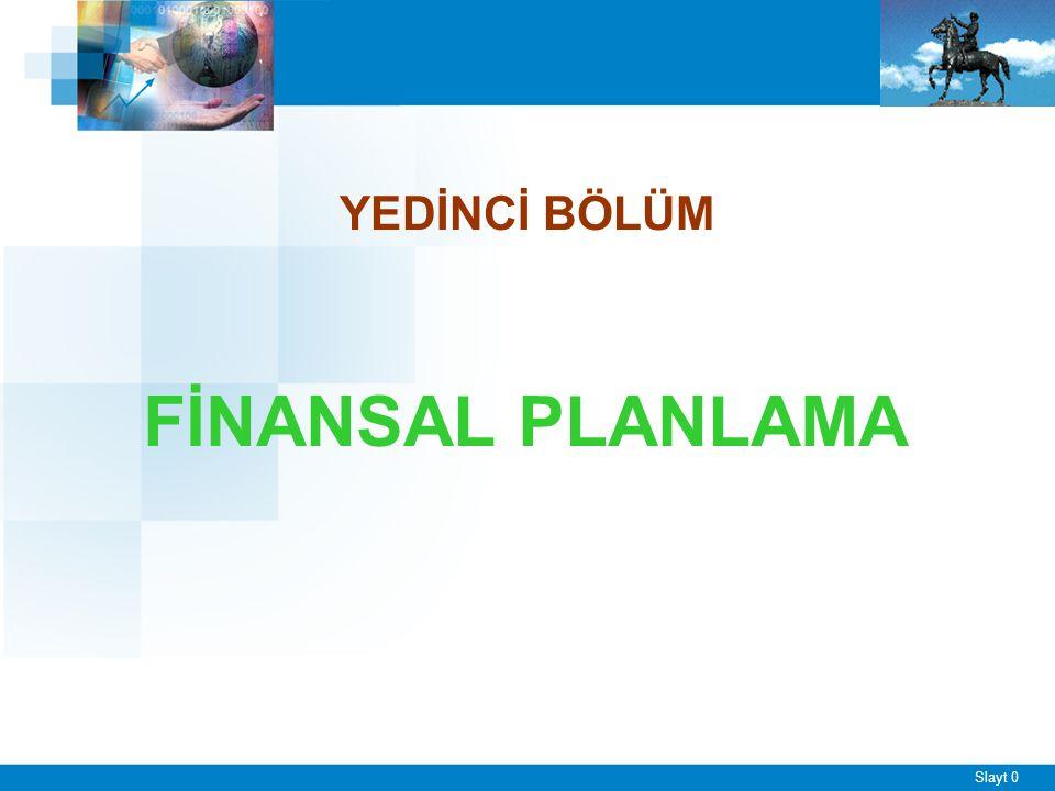 Planlama Nedir