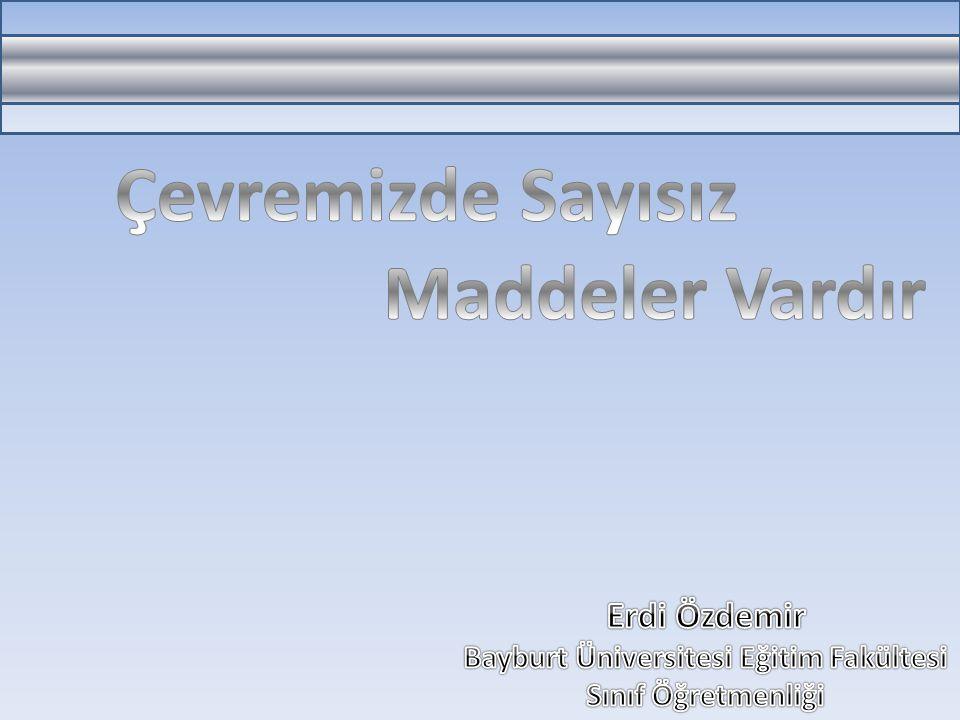 Bayburt Üniversitesi Eğitim Fakültesi