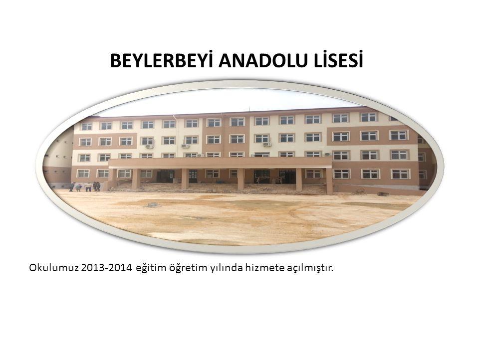 BEYLERBEYİ ANADOLU LİSESİ