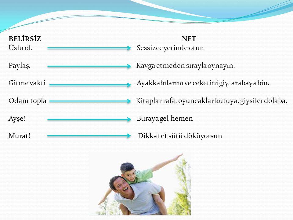 BELİRSİZ NET