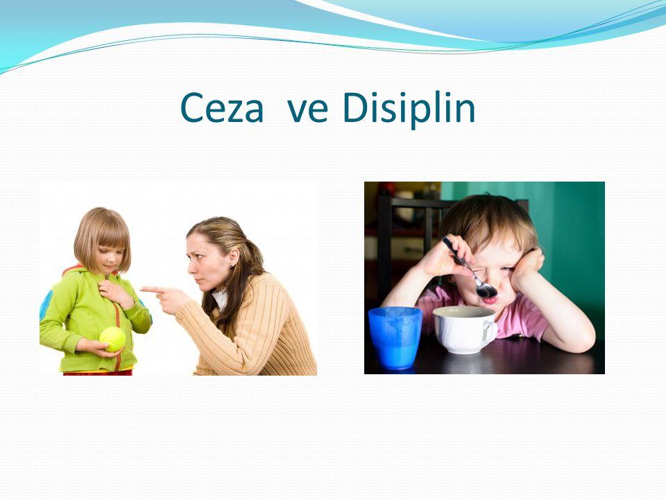Ceza ve Disiplin