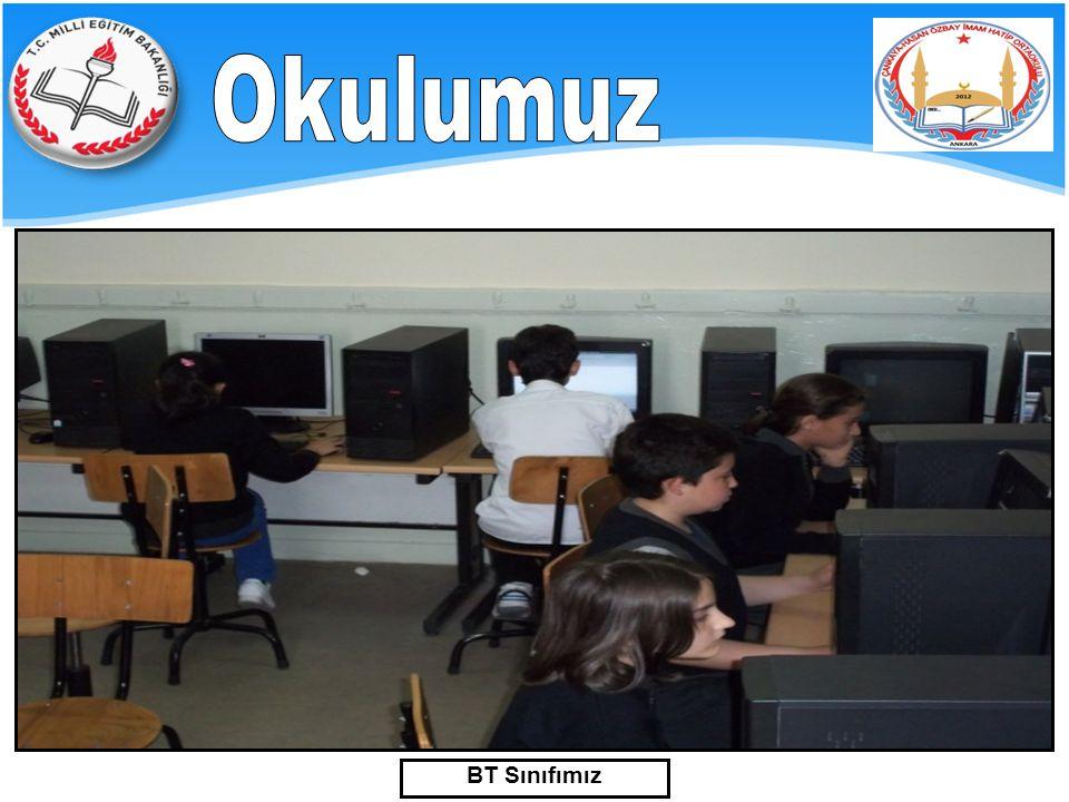 Okulumuz BT Sınıfımız