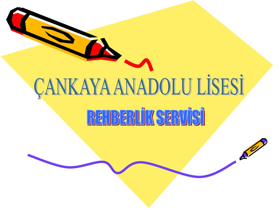 ÇANKAYA ANADOLU LİSESİ