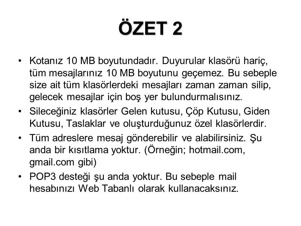 ÖZET 2