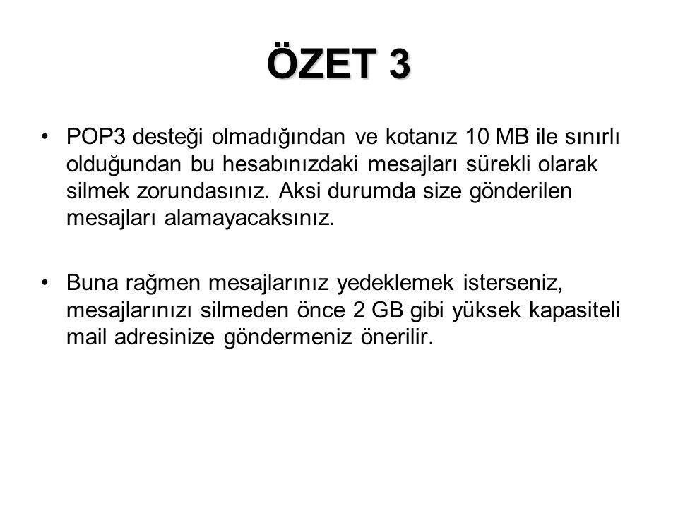 ÖZET 3