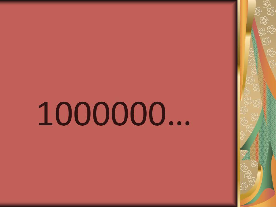 1000000…