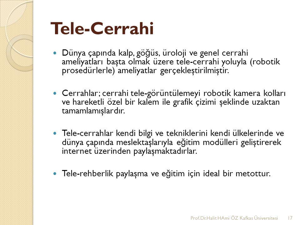 Tele-Cerrahi