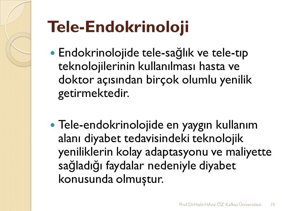 Tele-Endokrinoloji