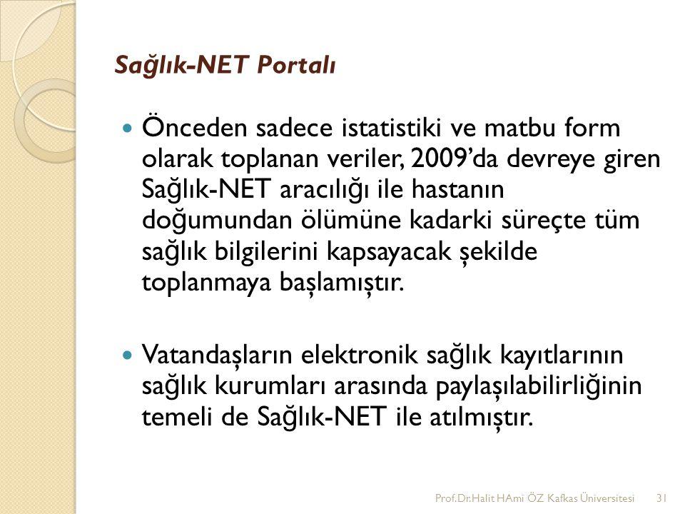 Sağlık-NET Portalı