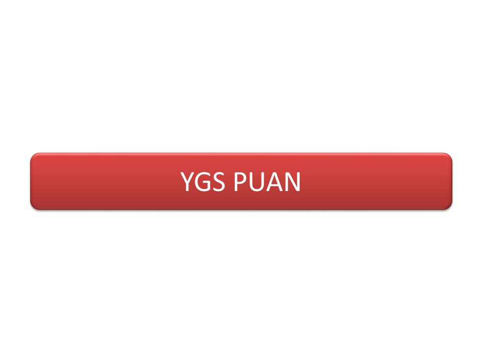 YGS PUAN