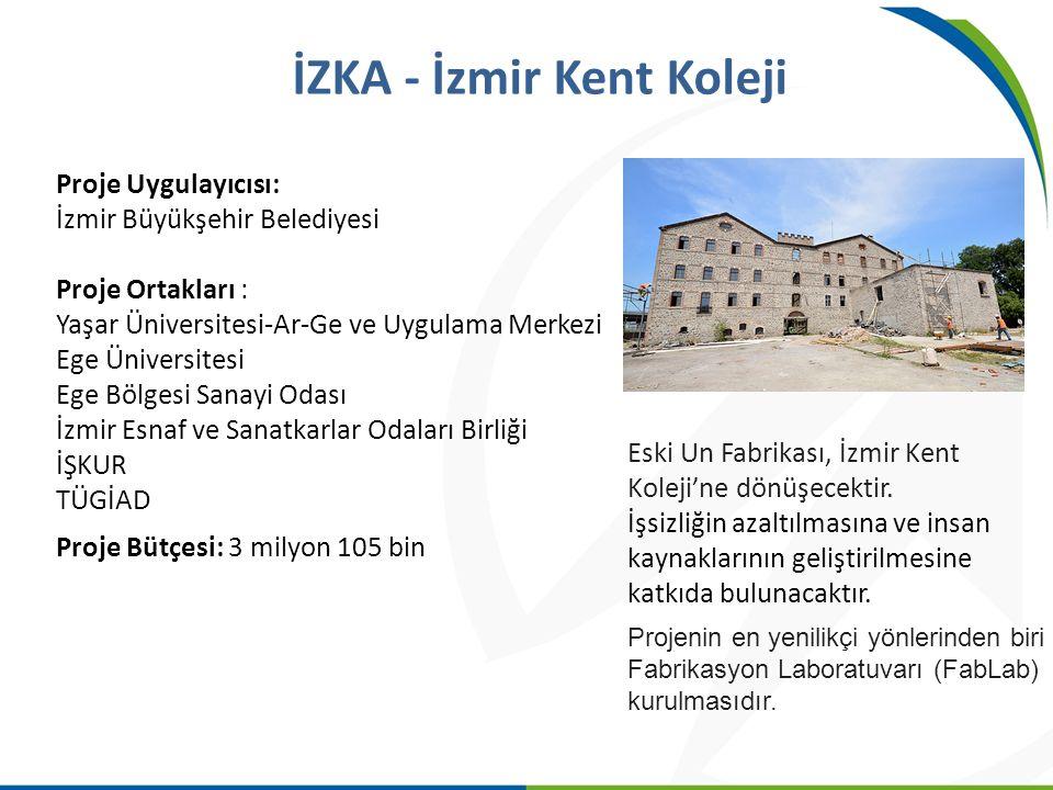 İZKA - İzmir Kent Koleji