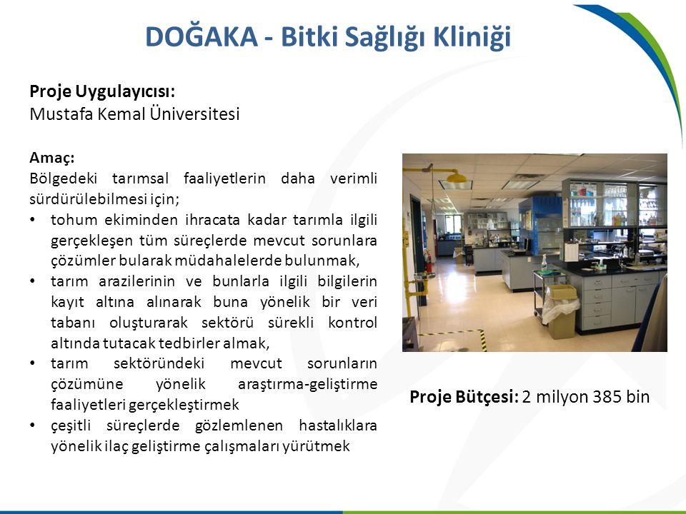 DOĞAKA - Bitki Sağlığı Kliniği