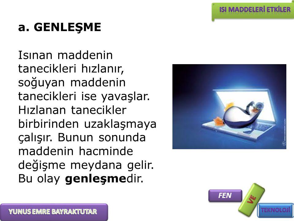 a. GENLEŞME