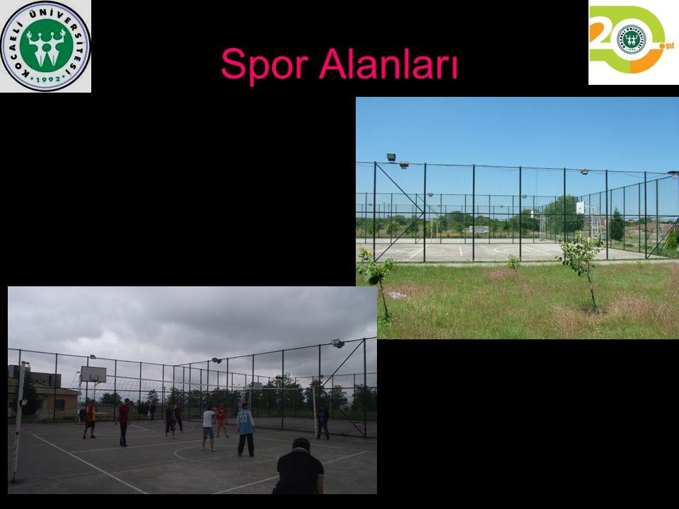 Spor Alanları