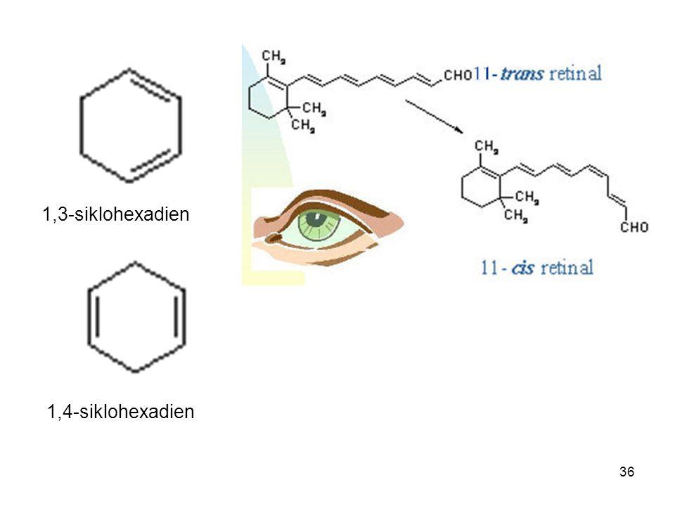 1,3-siklohexadien 1,4-siklohexadien