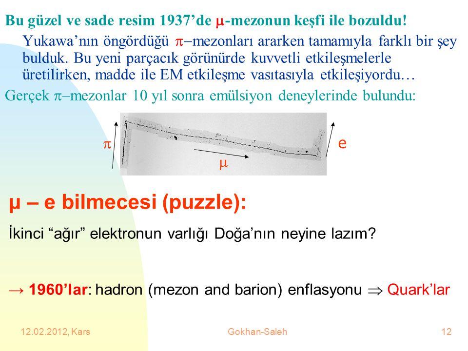 μ – e bilmecesi (puzzle):