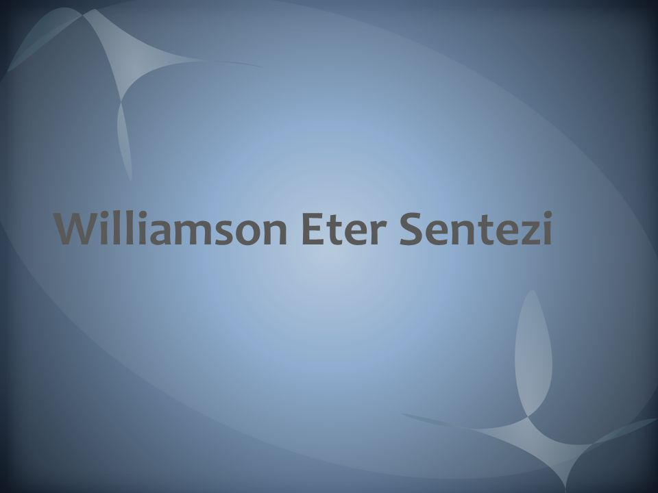 Williamson Eter Sentezi