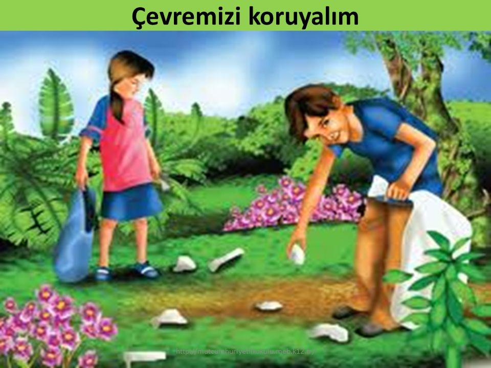 Çevremizi koruyalım http://mutcumhuriyetilkokulu.meb.k12.tr/