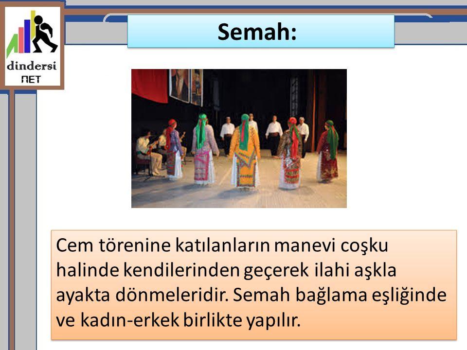 Semah:
