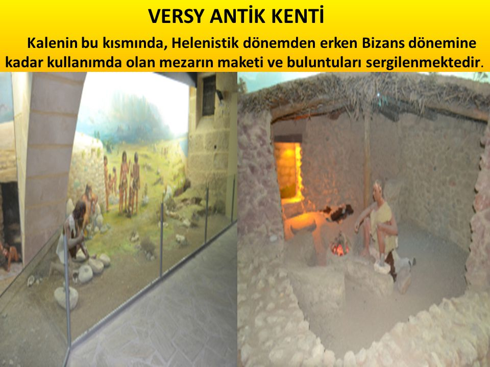 VERSY ANTİK KENTİ