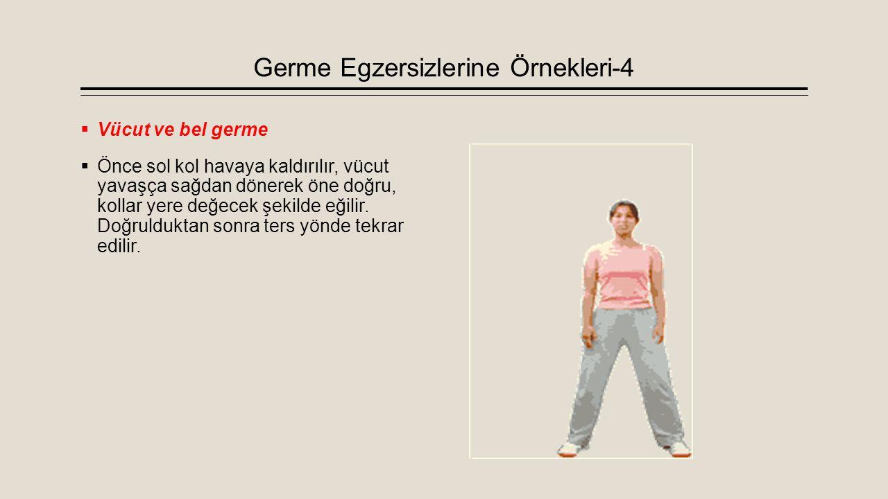 Germe Egzersizlerine Örnekleri-4