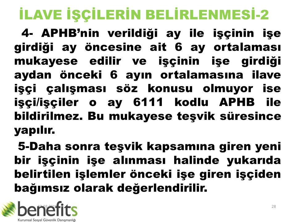 İLAVE İŞÇİLERİN BELİRLENMESİ-2