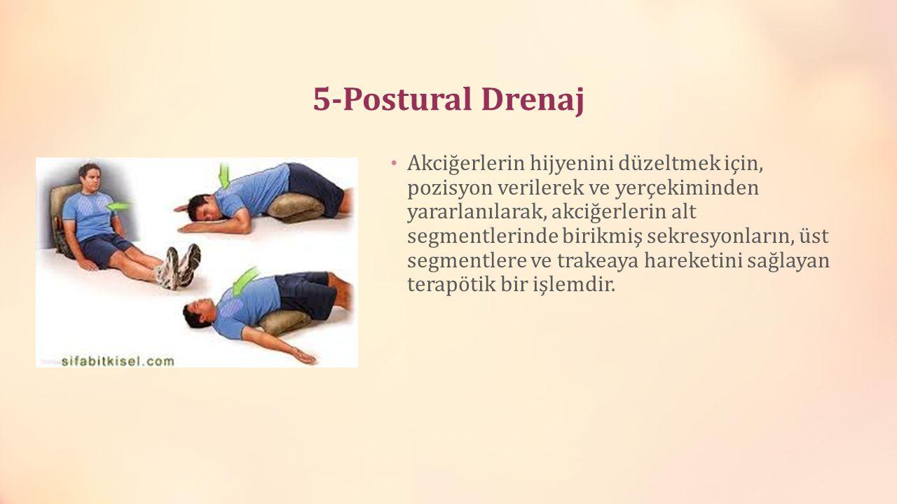 5-Postural Drenaj