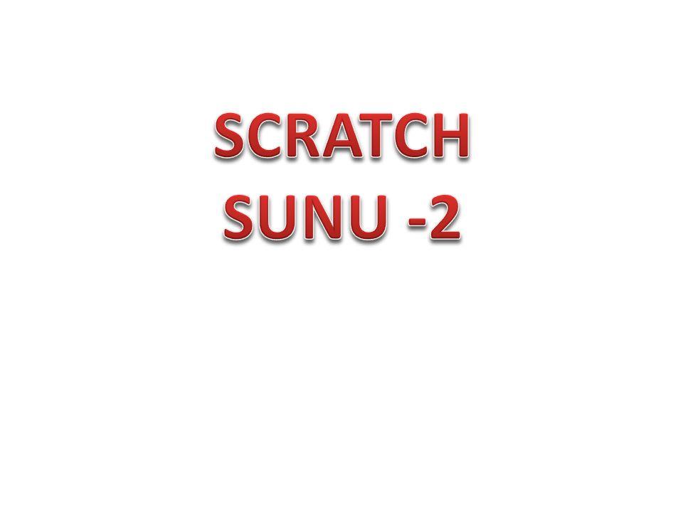 SCRATCH SUNU -2