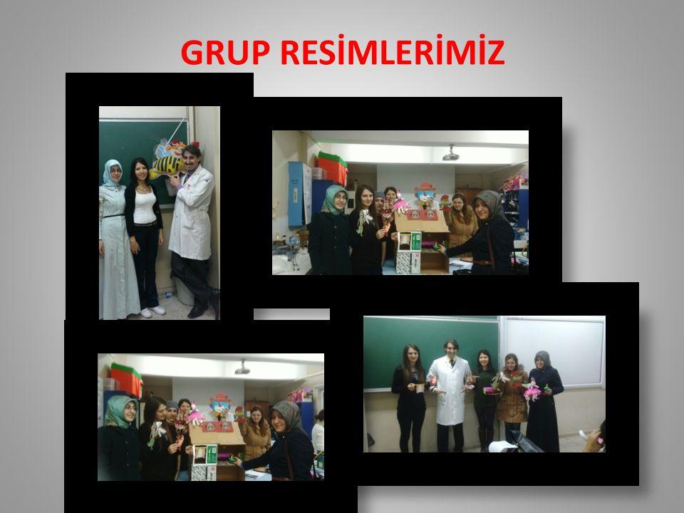 GRUP RESİMLERİMİZ
