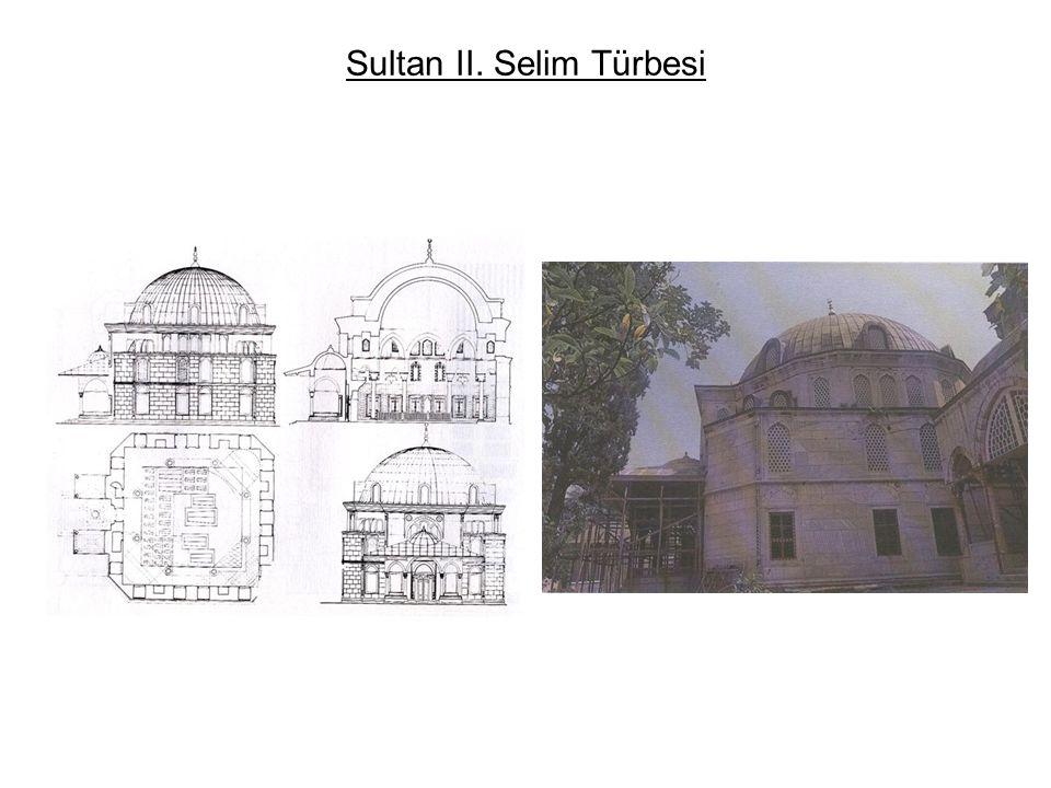 Sultan II. Selim Türbesi