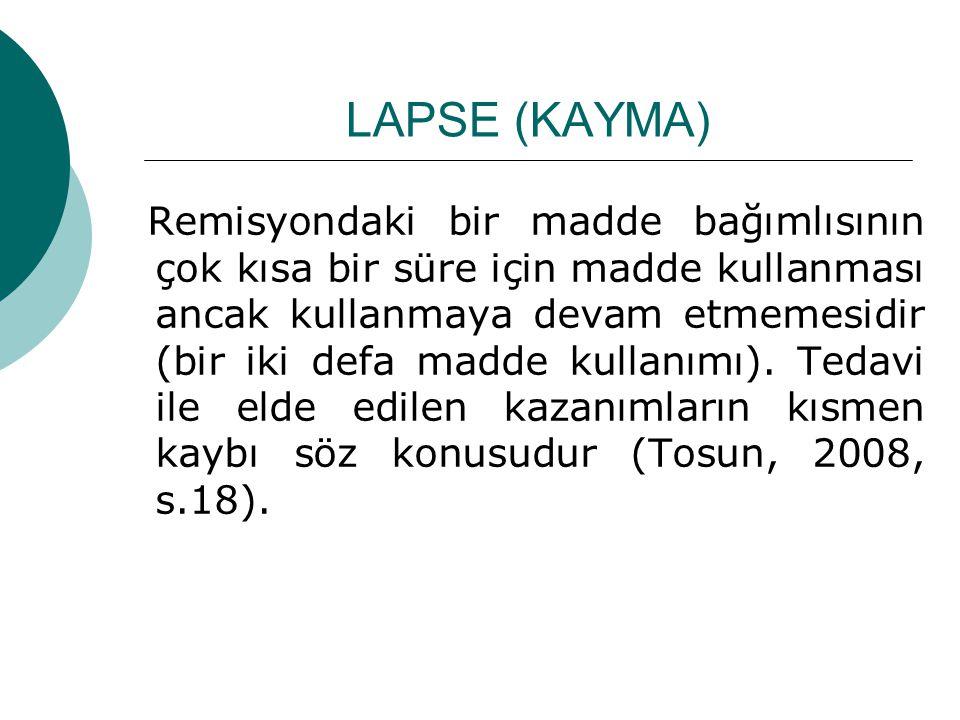 LAPSE (KAYMA)
