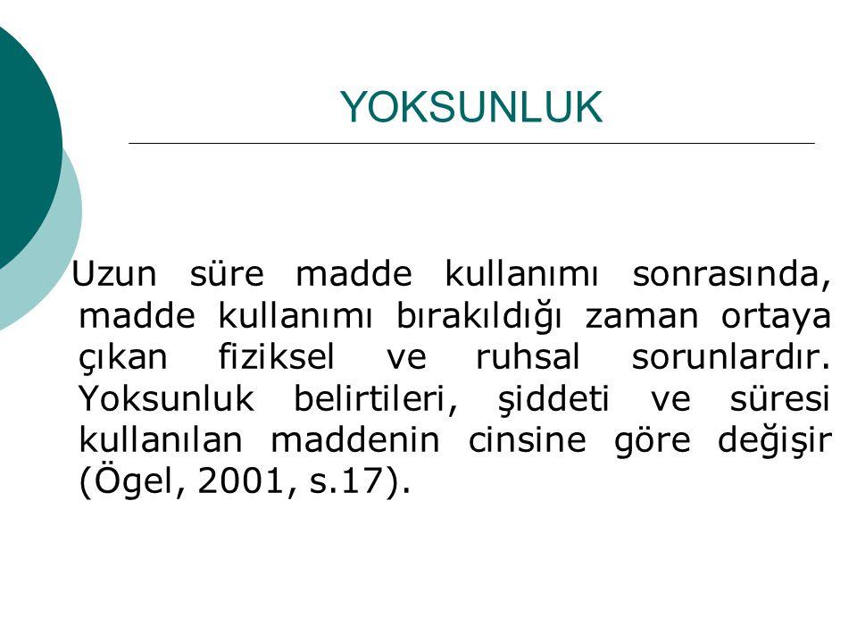YOKSUNLUK