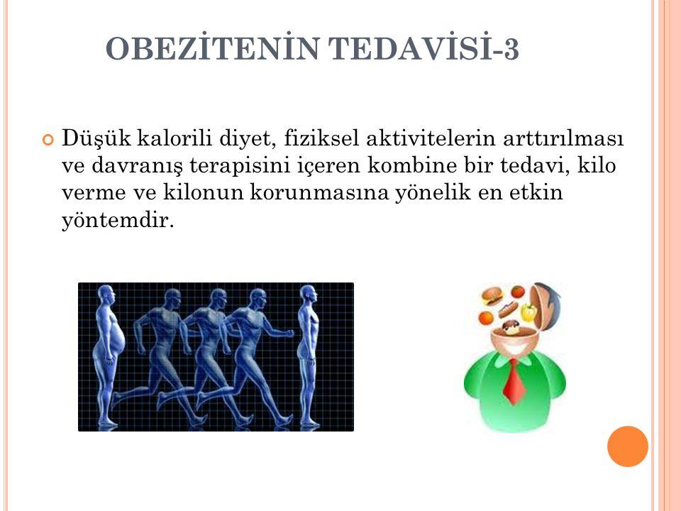 OBEZİTENİN TEDAVİSİ-3