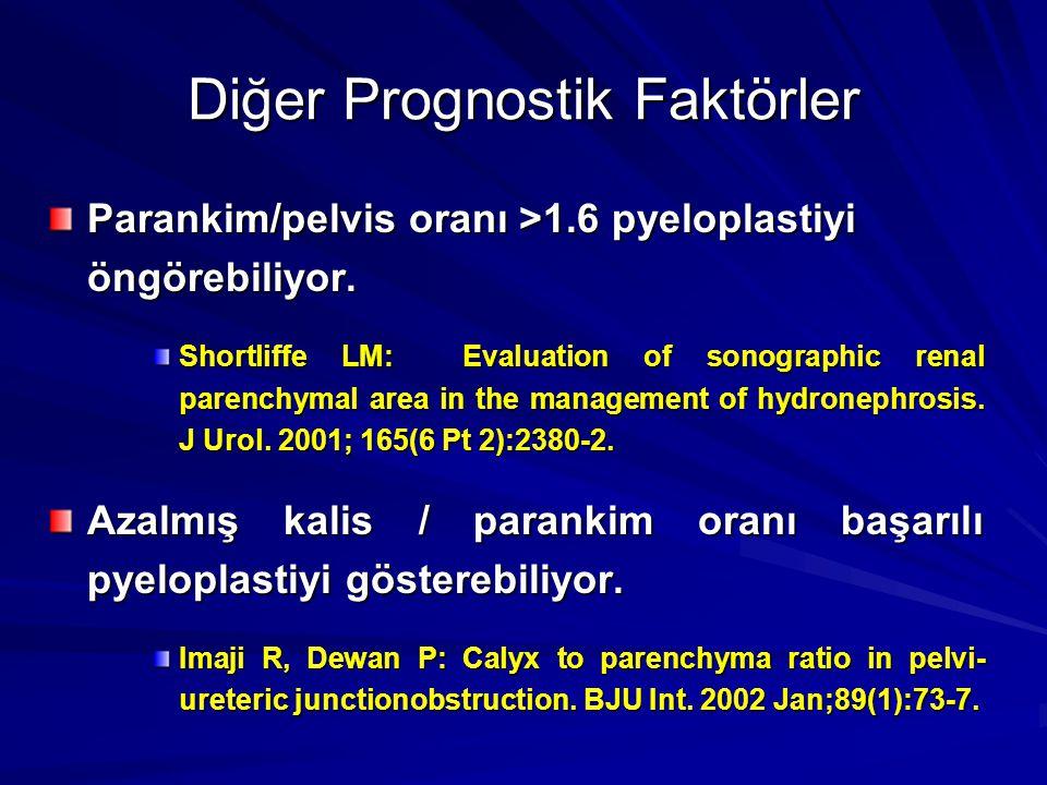 Diğer Prognostik Faktörler