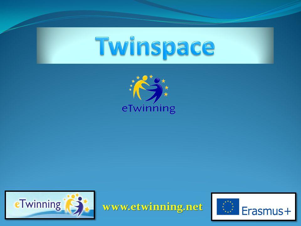 Twinspace www.etwinning.net
