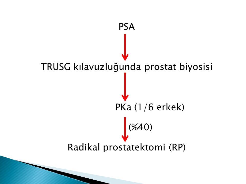 TRUSG kılavuzluğunda prostat biyosisi